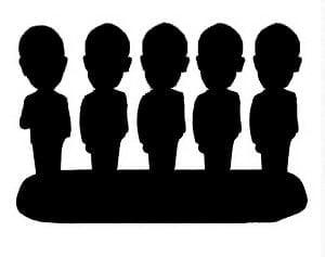 5 person