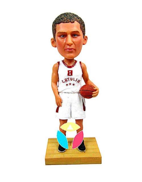 All Star Basketball Custom Bobblehead
