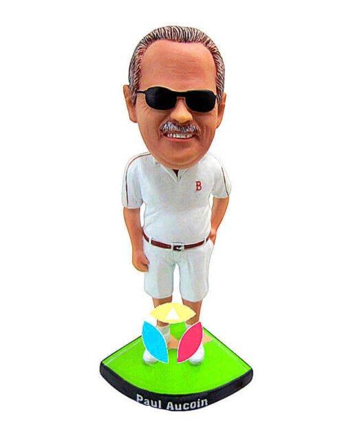 Custom Baseball Coach Bobblehead Doll