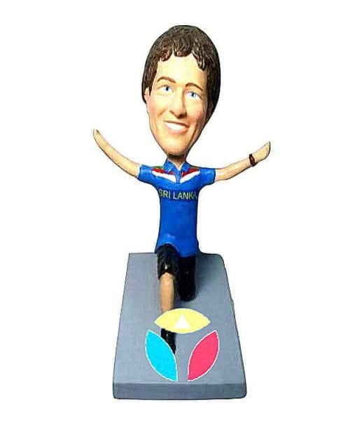 Custom Cheer for Goal Bobbleheads