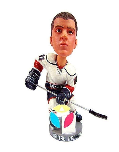 Custom Hockey Face Off Bobbleheads