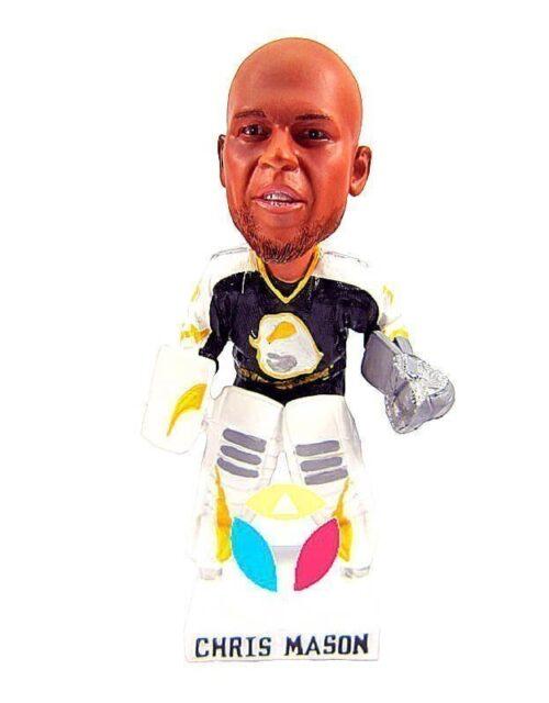 Custom Hockey Goalie Bobblehead Doll