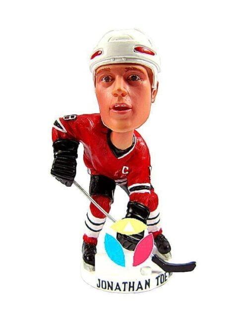 Custom Hockey Player Bobbleheads
