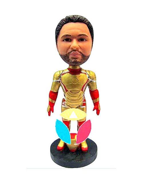 Custom Ironman Bobblehead