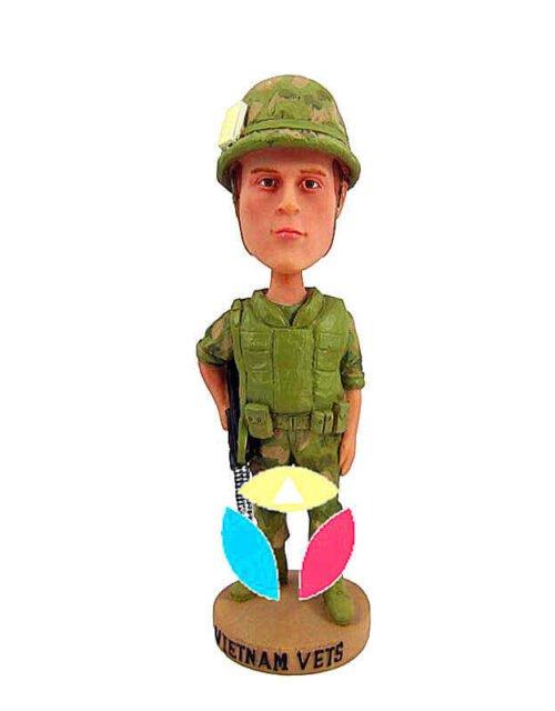 Custom Military Bobbleheads