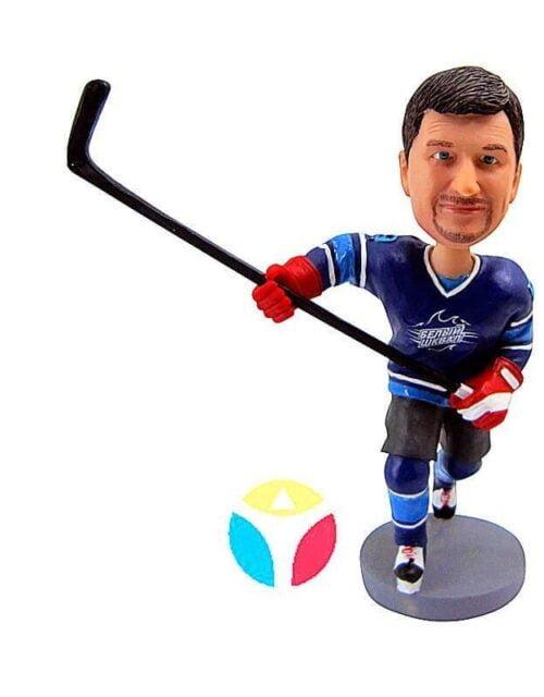 Custom NHL Bobblehead