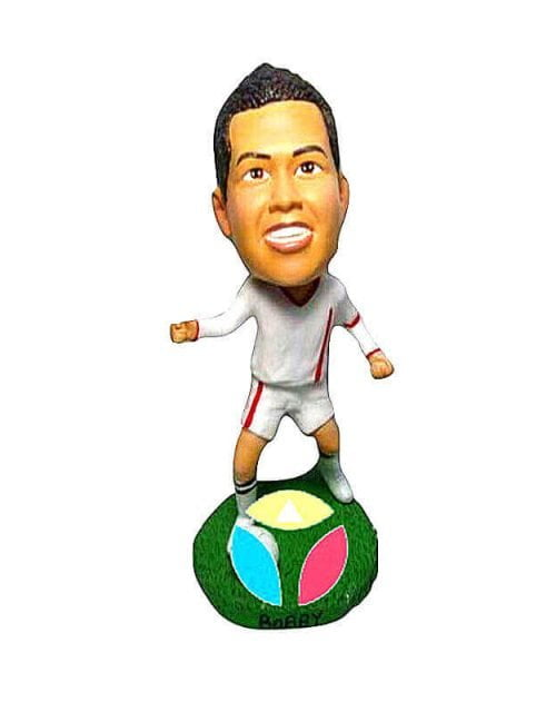 Custom Soccer Figurines Bobblehead