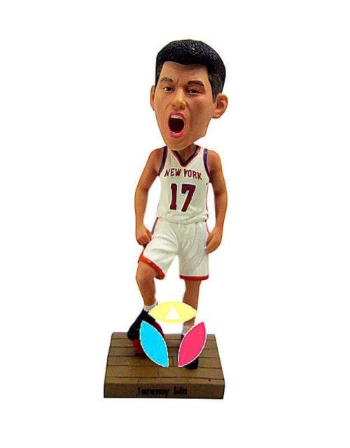 Custom Super Funny Basketball player Bobbleheads