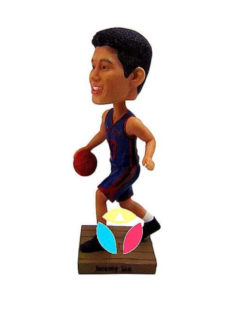 bbling Basketball Player Bobbleheads
