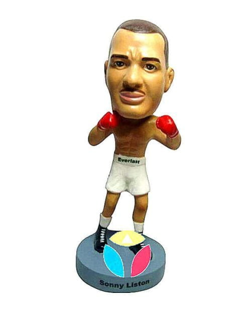 Make Boxer In Trunks And Gloves Bobbleheads