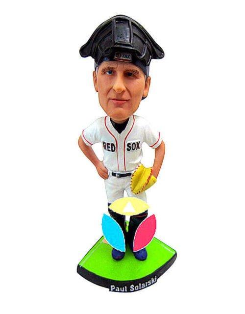 Red Sox Baseball Catcher Bobbleheads