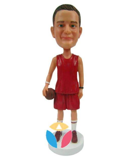 Teenager Basketball Bobblehead