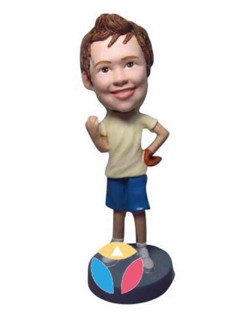 Wanna Pitch Custom Bobbleheads