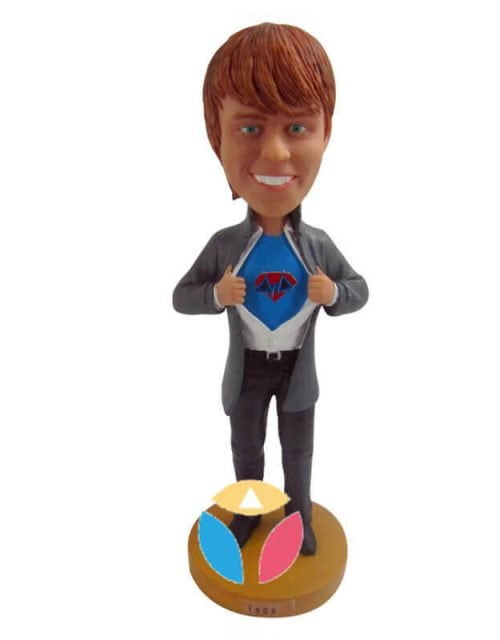 Check These Out Bobblehead dolls