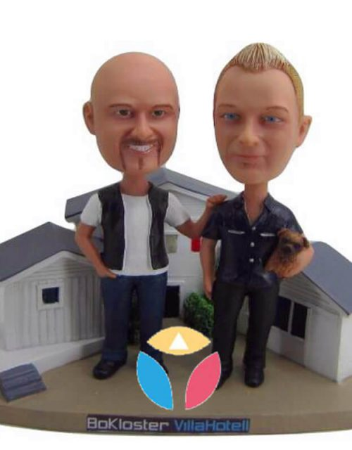 Custom Make A Estate Deal Bobbleheads