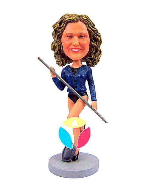 Custom Pole Dancer WomanBobbleheads