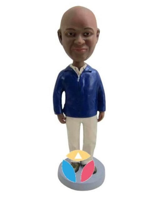Customized Bobble Head Figures