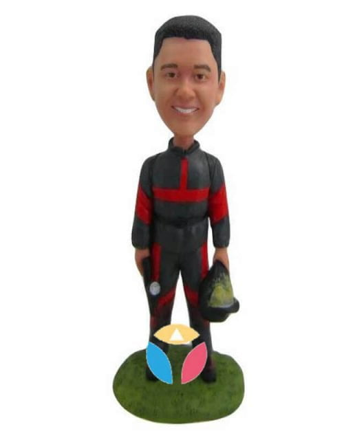 Customized Pipe Checker Bobbleheads