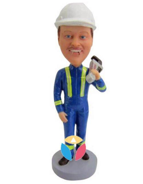 Customized Repairman Bobbleheads