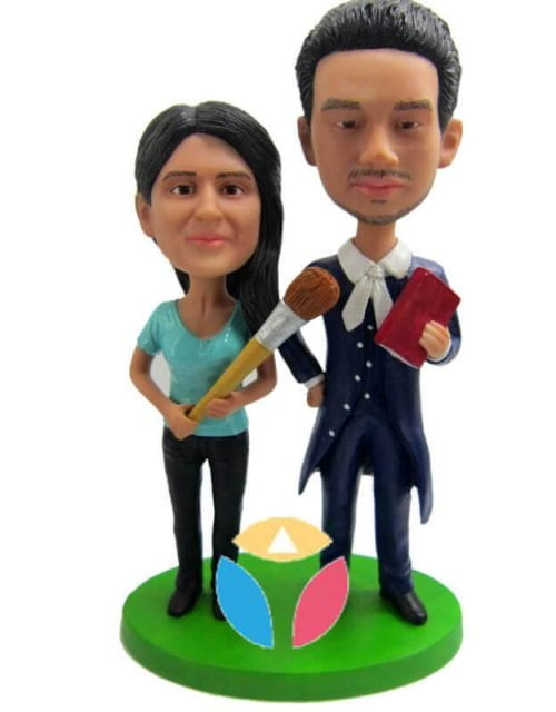 Customized Your Friends Bobbleheads