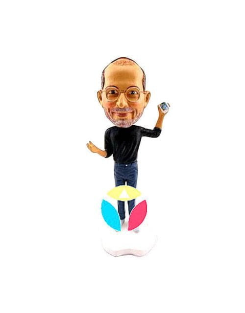 Jobs With Phone Custom Bobblehead