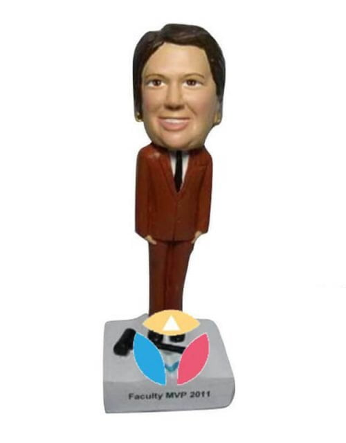 Lawyer Of Justice Custom Bobblehead Doll