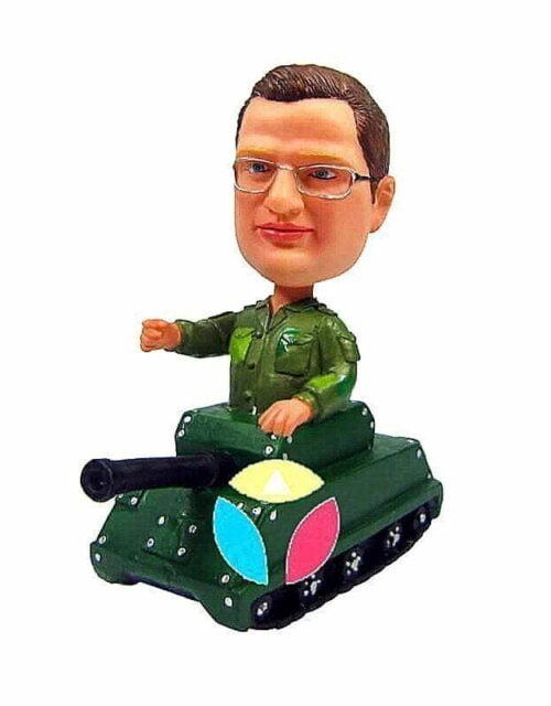 Male In Tank Custom Bobbleheads