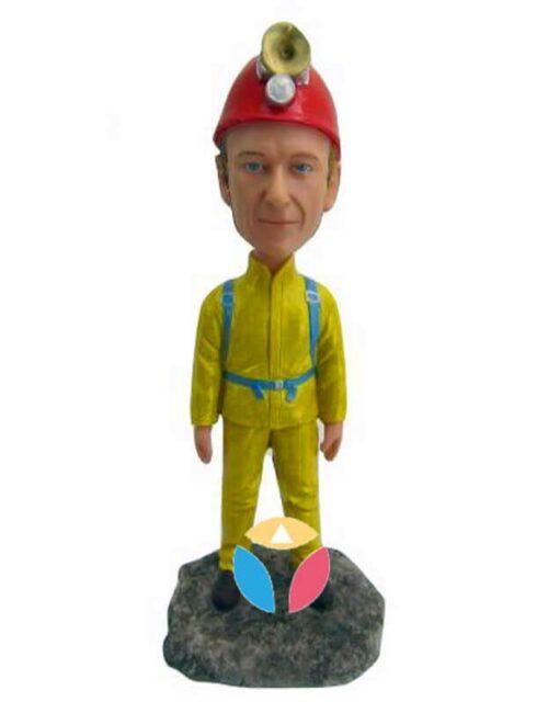 Miner Custom Bobbleheads