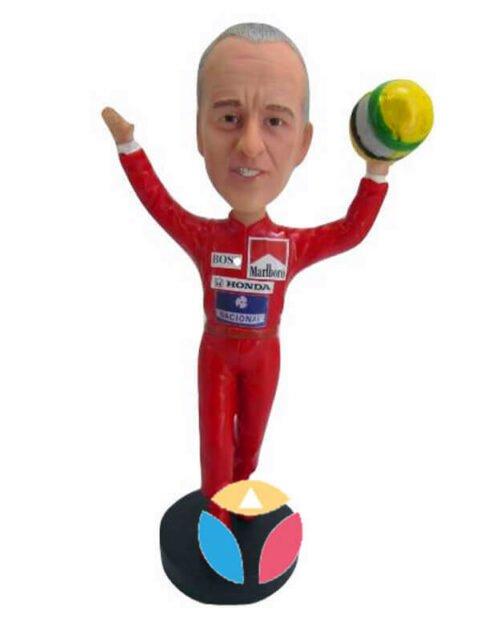 Personalized Bobble Head Figure