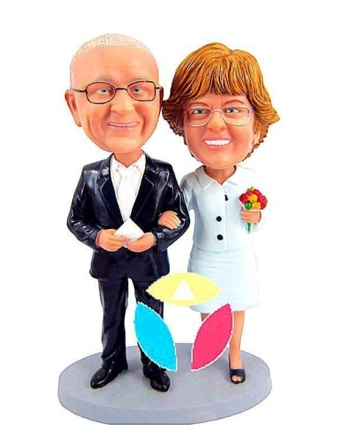 Personalized Bobble Heads Cheap Anniversary Gift Ideas