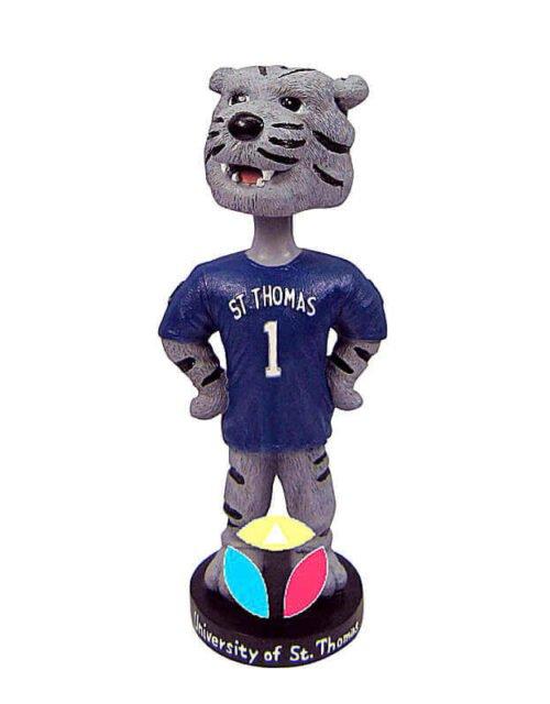 Personalized Mascot Figurine