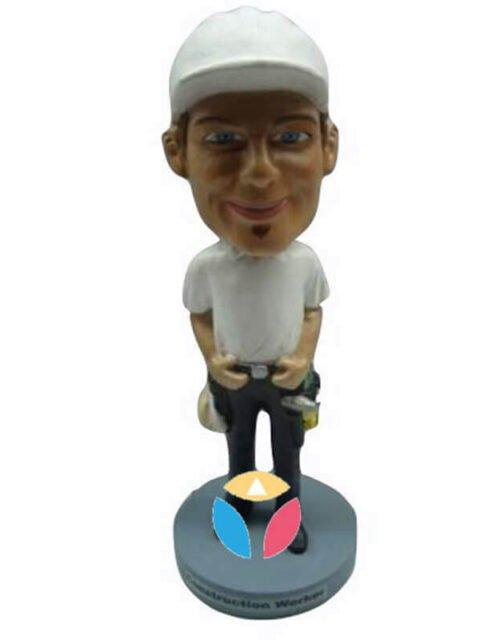 Personalized Repairman Bobblehead