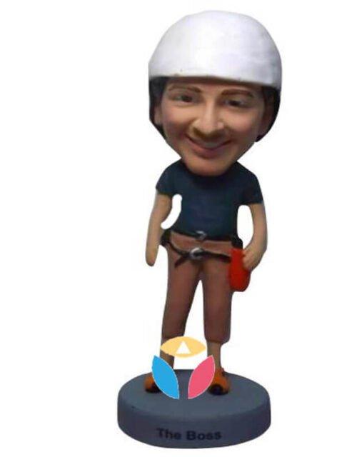 Plumber Custom Bobblehead