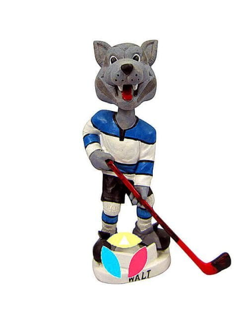 Unique Hockey Unique Hockey Mascot BobbleheadMascot Bobblehead