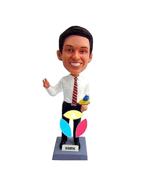 Win Present Custom Bobble Head