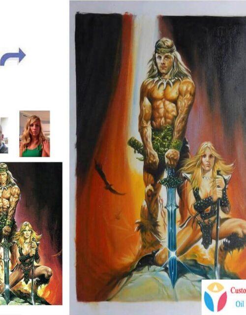 Buy Custom Oil Paintings