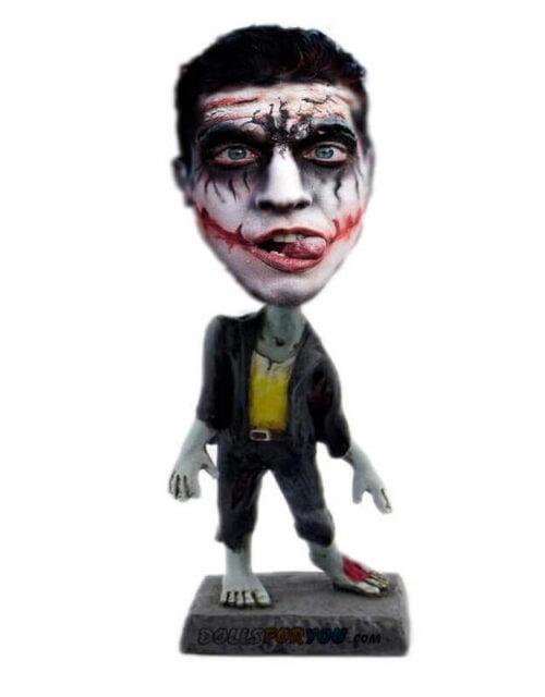 Halloween Zombie Custom Bobbleheads