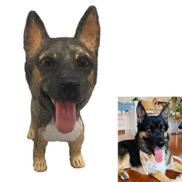 Custom Bobblehead Dog